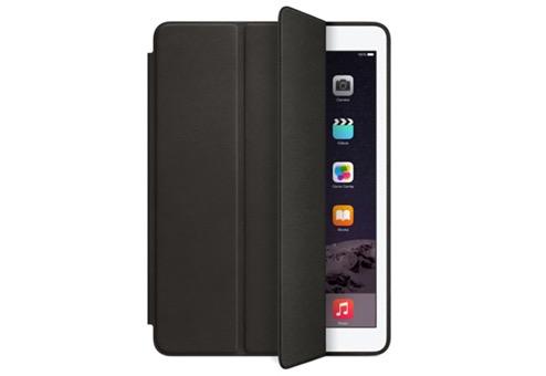 Чехол книжка-подставка Smart Case для iPad Pro 12.9 2018 (Черный)