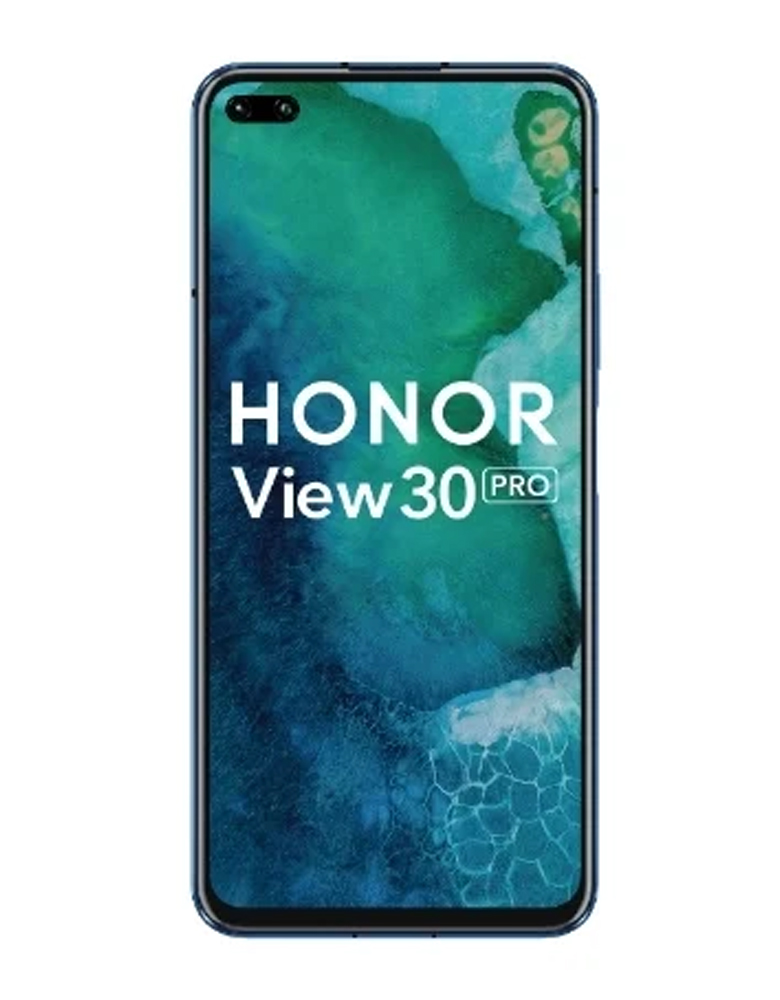 Смартфон Honor View 30 Pro Голубой океан
