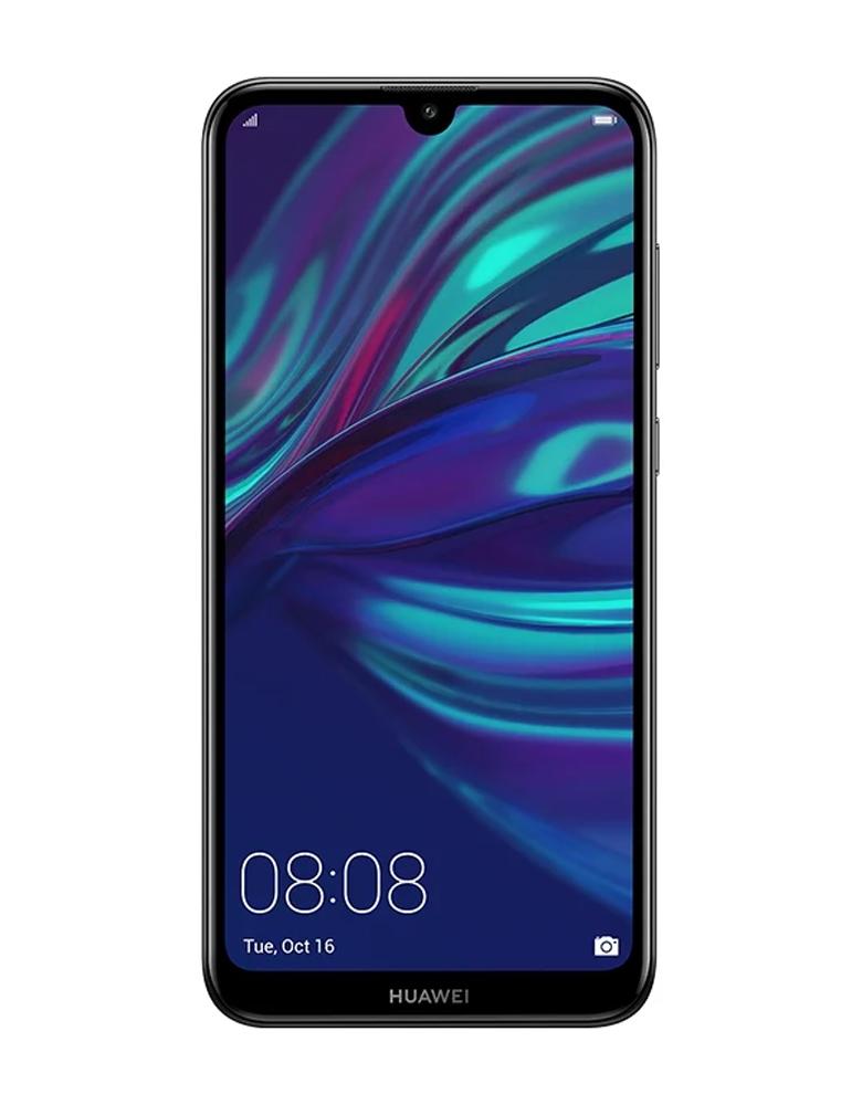 Смартфон HUAWEI Y7 (2019) 4/64 GB полночный черный