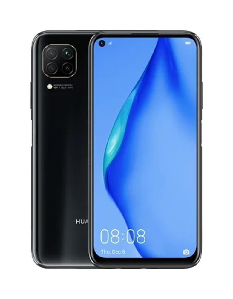 Смартфон HUAWEI P40 Lite 6/128GB Черный