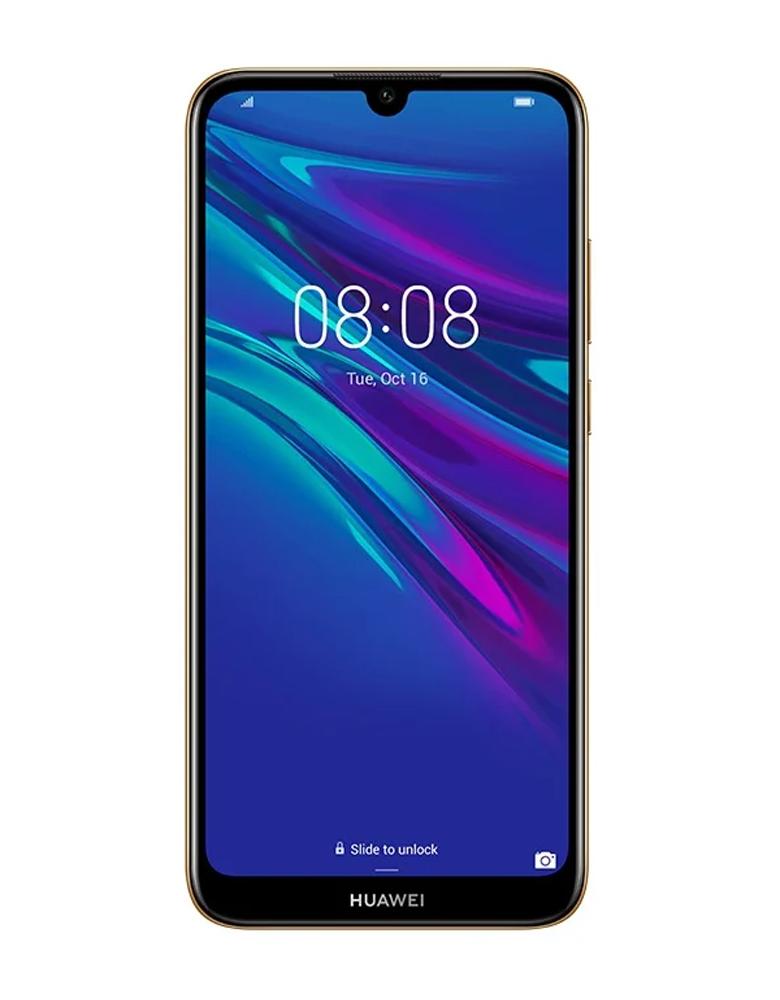Смартфон HUAWEI Y6 (2019) Янтарный коричневый