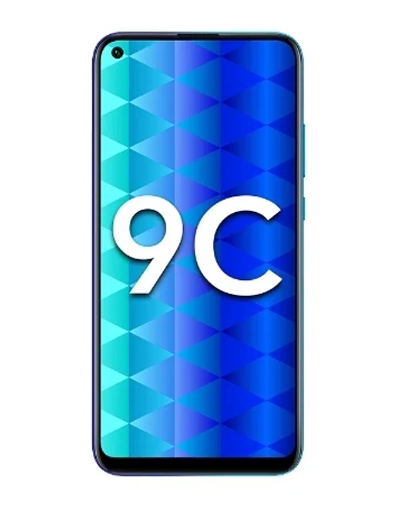 Смартфон Honor 9C ярко-голубой