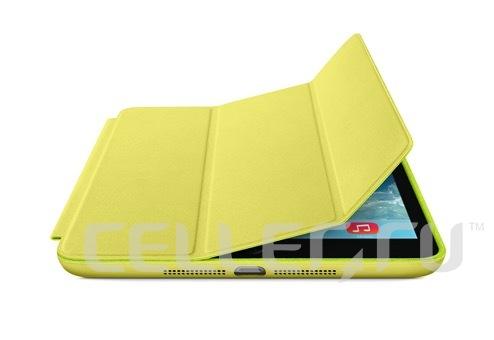 Чехол книжка-подставка Smart Case для iPad Pro 12.9 2018 (Желтый)