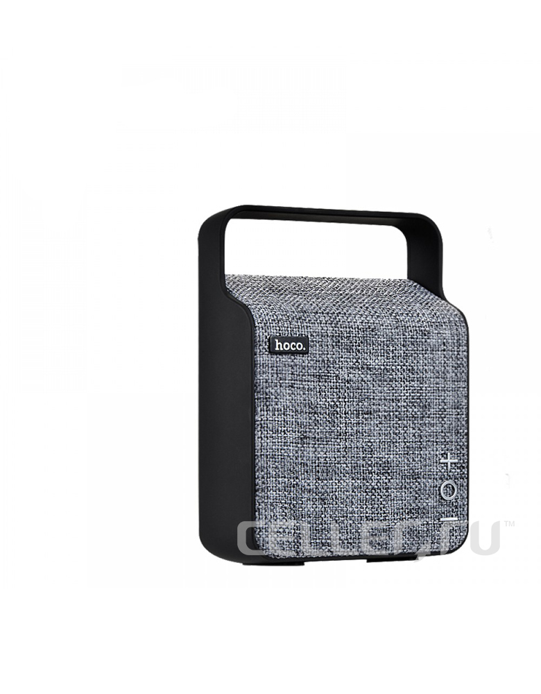 Портативная bluetooth колонка HOCO(original) BS6 NuoBu desktop Цвет: Тёмно серый