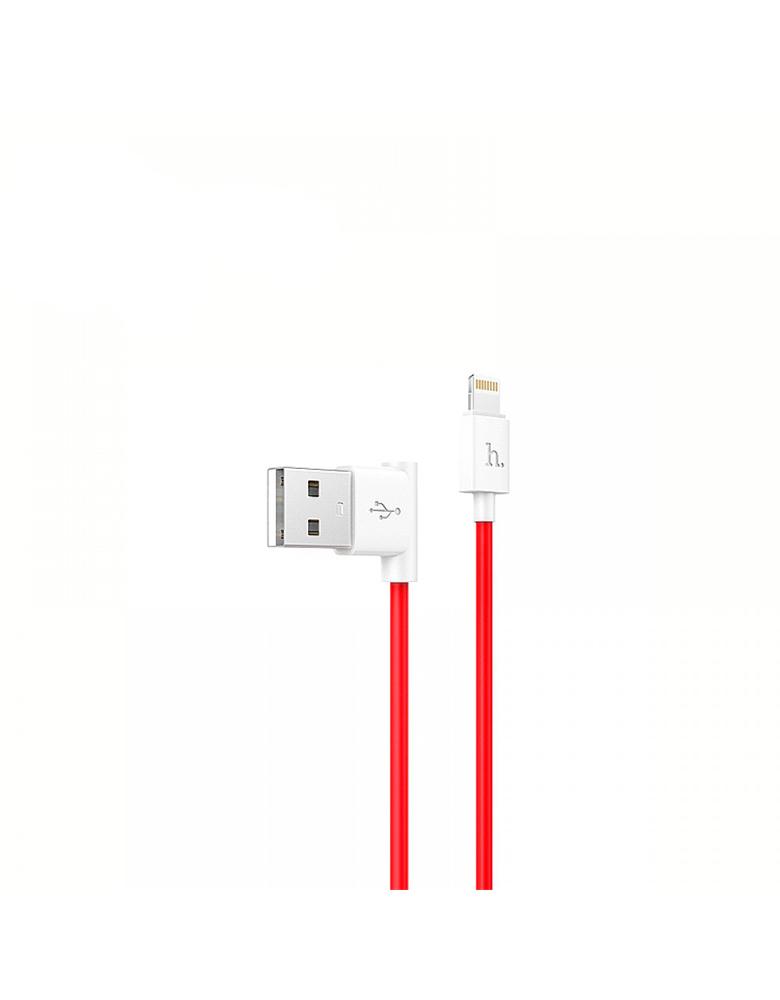 USB кабель HOCO (Original) UPL11 для Apple 1,2м. Цвет: Красный