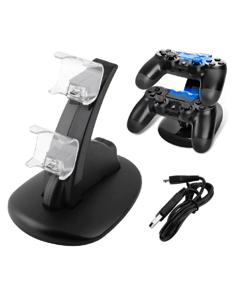 Зарядная станция PS4 Dual Charging Dock