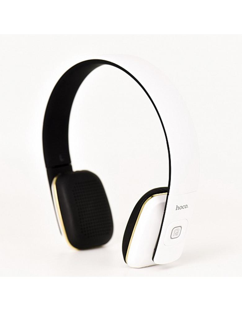 Bluetooth наушники HOCO(original)W9 wireless Цвет: Белый