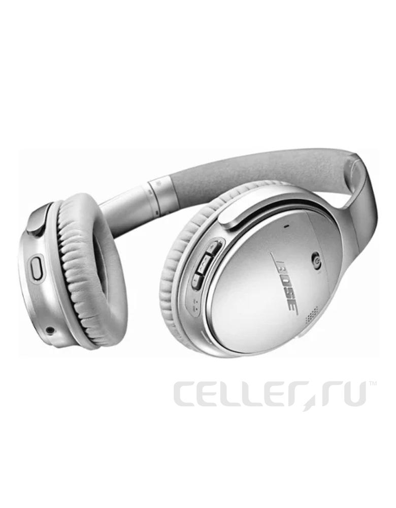 Наушники Bose QuietComfort 35 II Silver