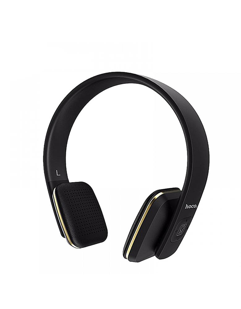 Bluetooth наушники HOCO(original)W9 wireless Цвет: Черный