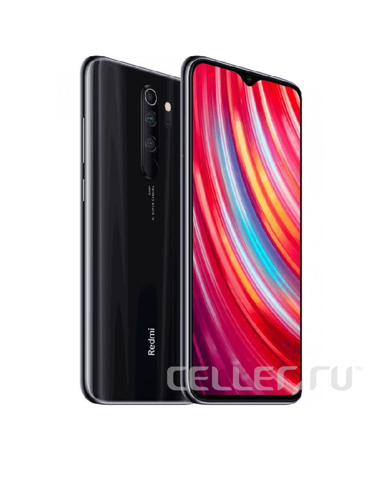 Смартфон Xiaomi Redmi Note 8 Pro 6/64GB Mineral Grey