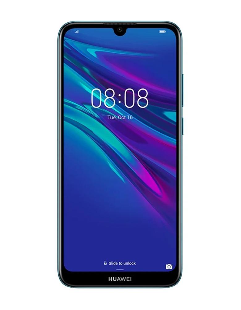 Смартфон HUAWEI Y6 (2019) Сапфировый синий