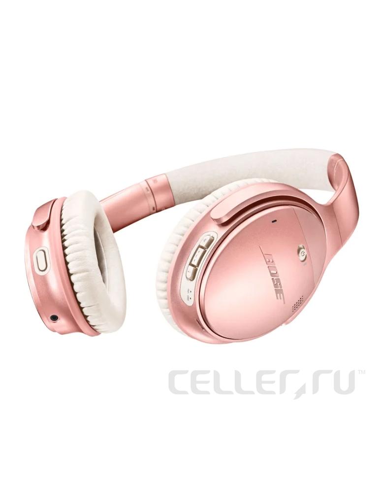 Наушники Bose QuietComfort 35 II Rose Gold