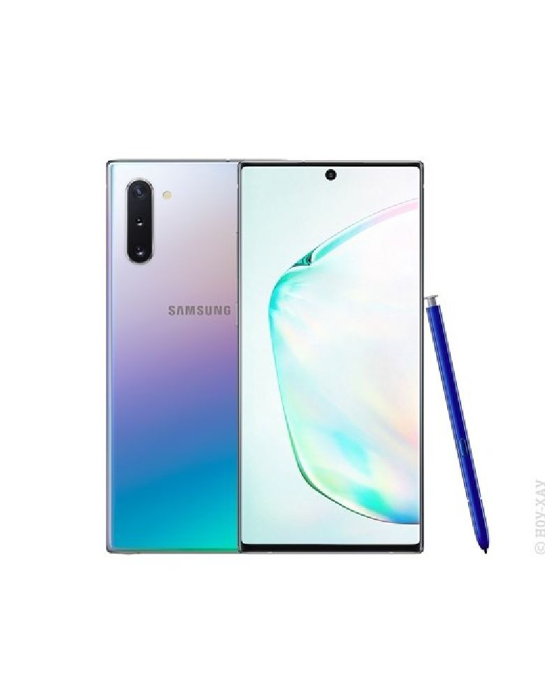 Смартфон Samsung Galaxy Note 10 8/256GB Silver