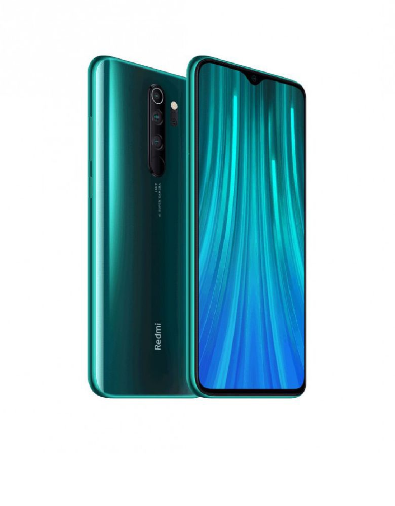 Смартфон Xiaomi Redmi Note 8 Pro 6/128 Gb Forest Green