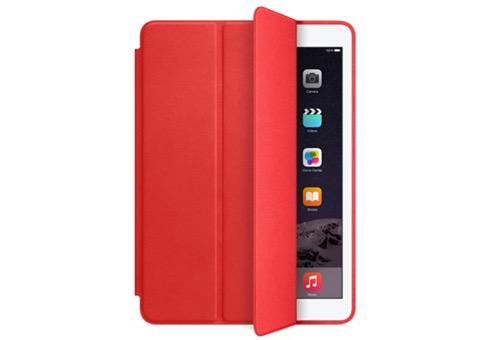 Чехол книжка-подставка Smart Case для iPad Pro 12.9 2018 (Красный)