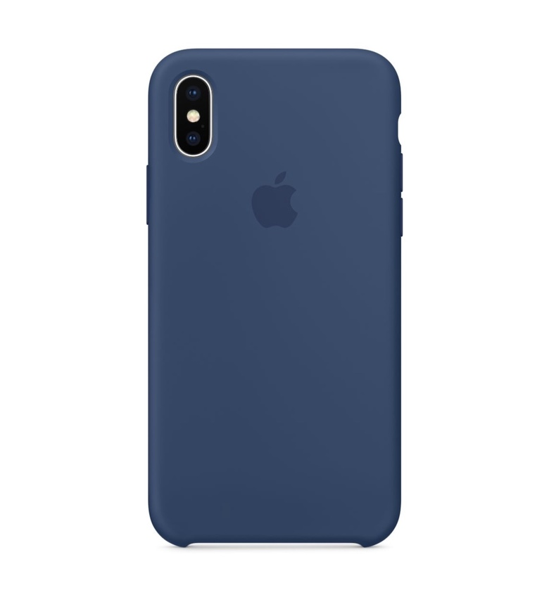 iPhone 7 Silicone Case - Blue Cobalt