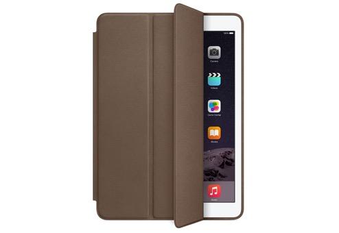 Чехол книжка-подставка Smart Case для iPad Pro 12.9 2018 (Темно-коричневый)