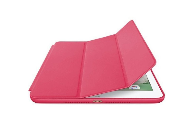 Чехол книжка-подставка Smart Case для iPad Mini 4 (Светло розовый)