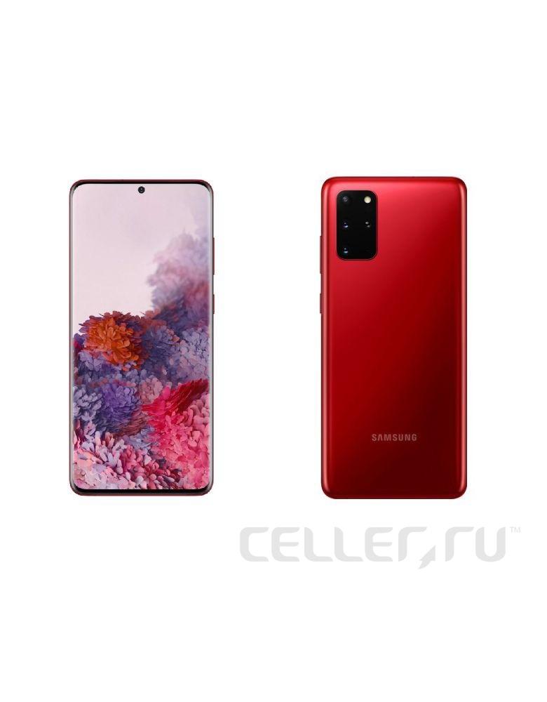 Смартфон Samsung Galaxy S20 Красный