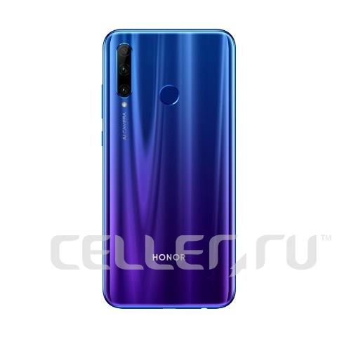 Смартфон Honor 10i 128GB Blue