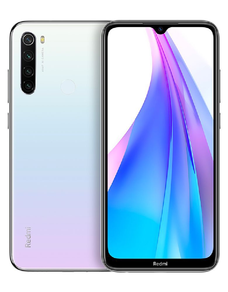 Xiaomi Redmi Note 8T 4/64GB White