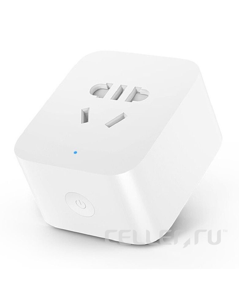 Умная Wi-Fi розетка Xiaomi Mi Smart Socket ZigBee Version