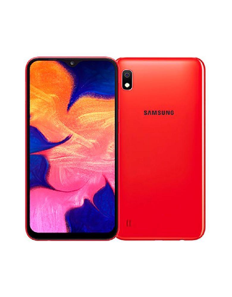 Samsung Galaxy A10 Red