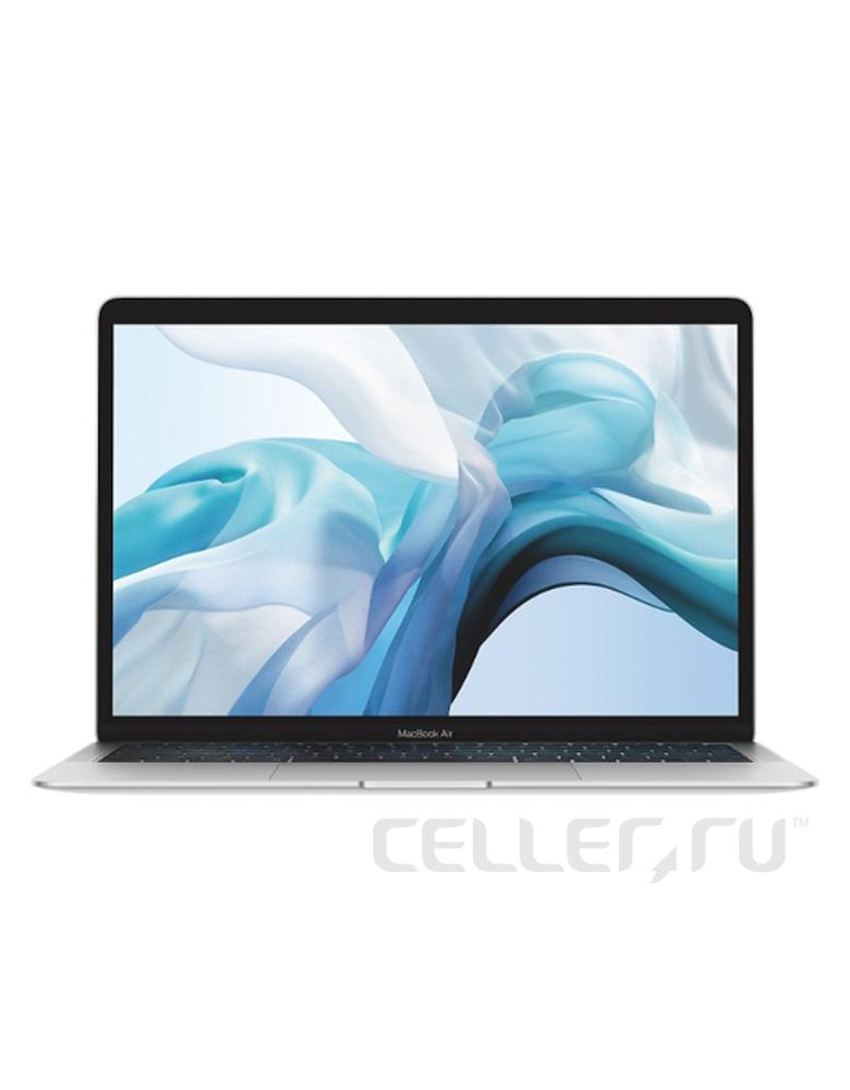 "Ноутбук Apple MacBook Air 13 дисплей Retina с технологией True Tone Mid 2019 (Intel Core i5 8210Y 1600 MHz/13.3""/2560x1600/8GB/128GB SSD/DVD нет/Intel UHD Graphics 617/Wi-Fi/Bluetooth/macOS) Silver"