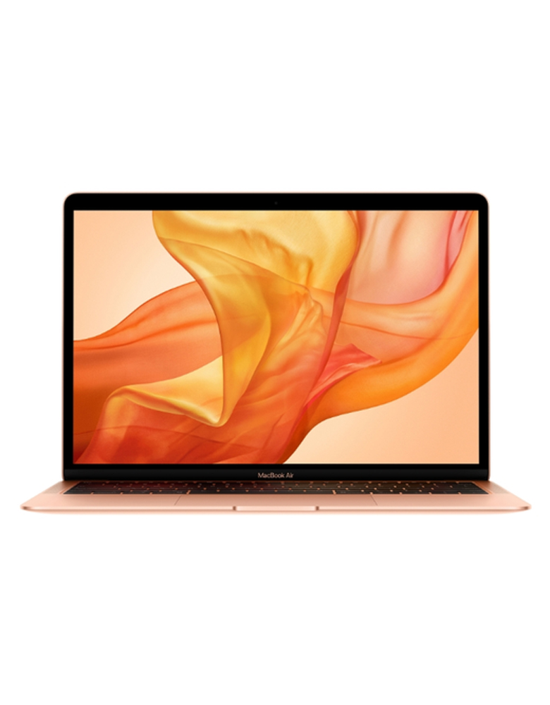 "Ноутбук Apple MacBook Air 13 дисплей Retina с технологией True Tone Mid 2019 (Intel Core i5 8210Y 1600 MHz/13.3""/2560x1600/8GB/256GB SSD/DVD нет/Intel UHD Graphics 617/Wi-Fi/Bluetooth/macOS) Gold"