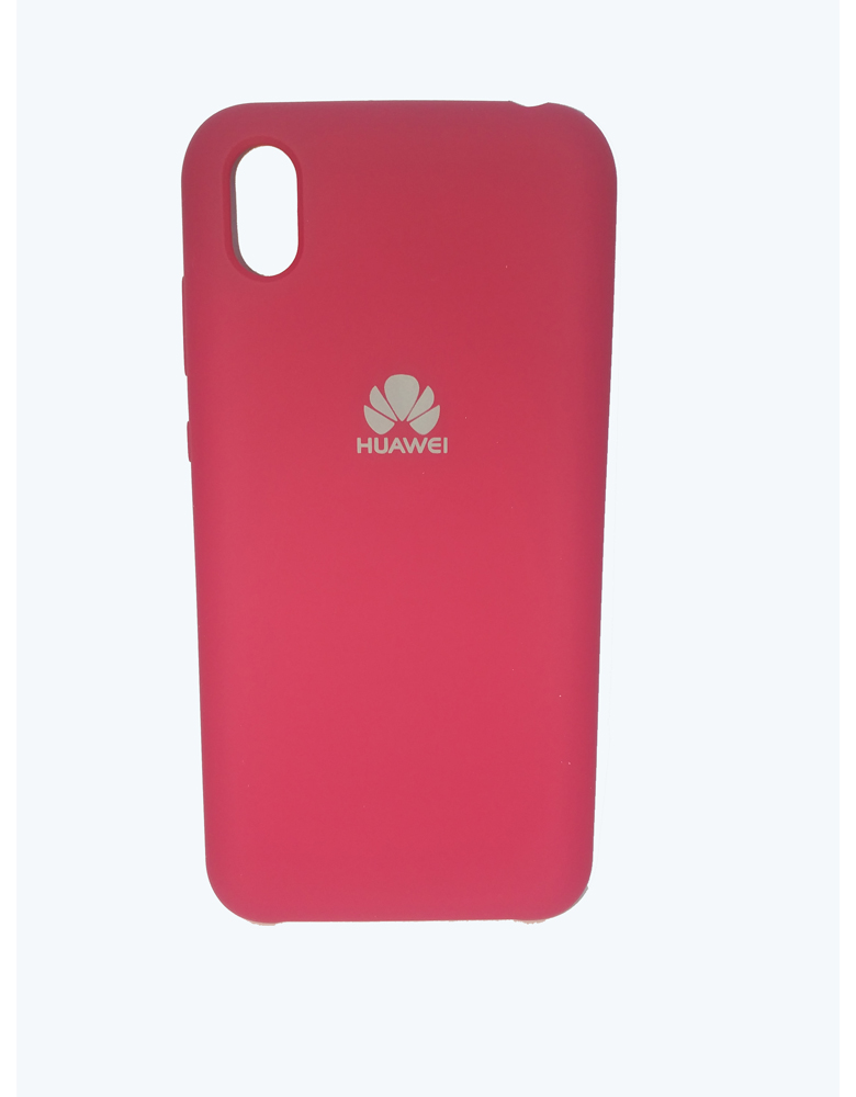 Чехол Silicone Cover для Huawei Y5 2019 / Honor 8S Бордовый