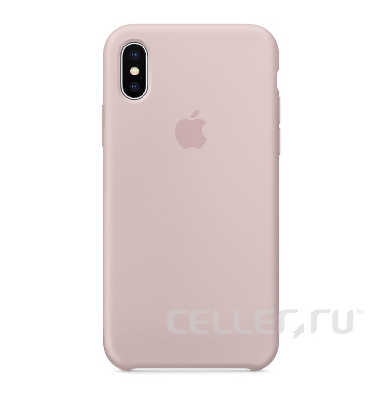 iPhone 6 Silicone Case - Pink Sand