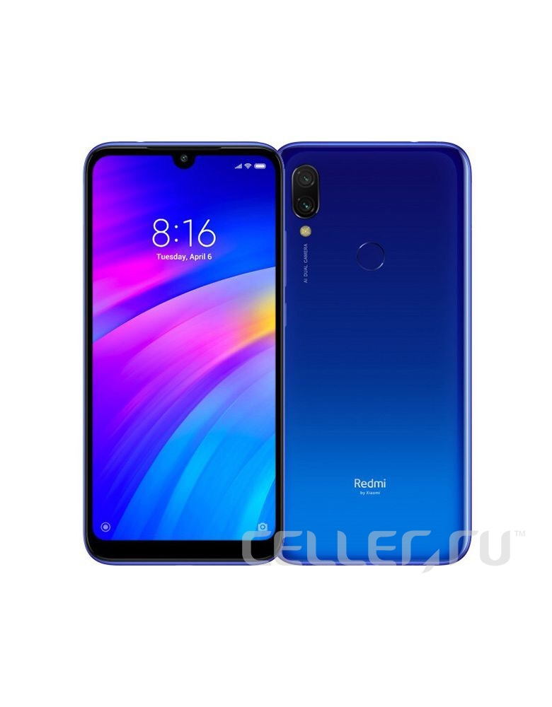 Xiaomi Redmi 7 3/32GB Blue