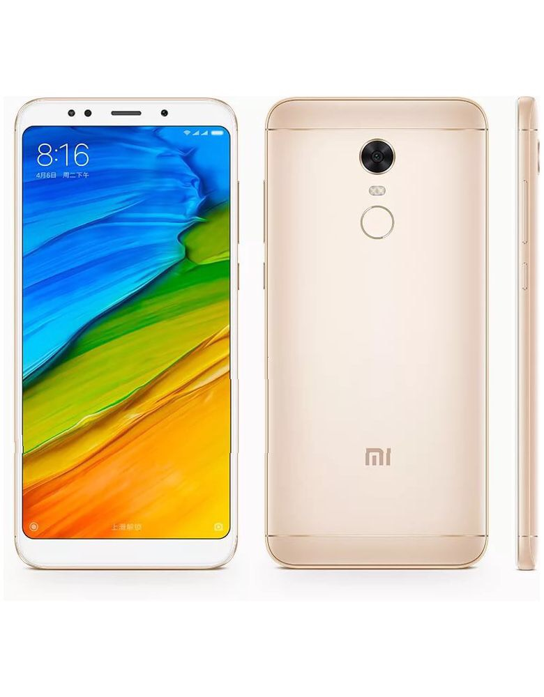 Xiaomi Redmi 5 Plus 64GB Gold(Золотой)