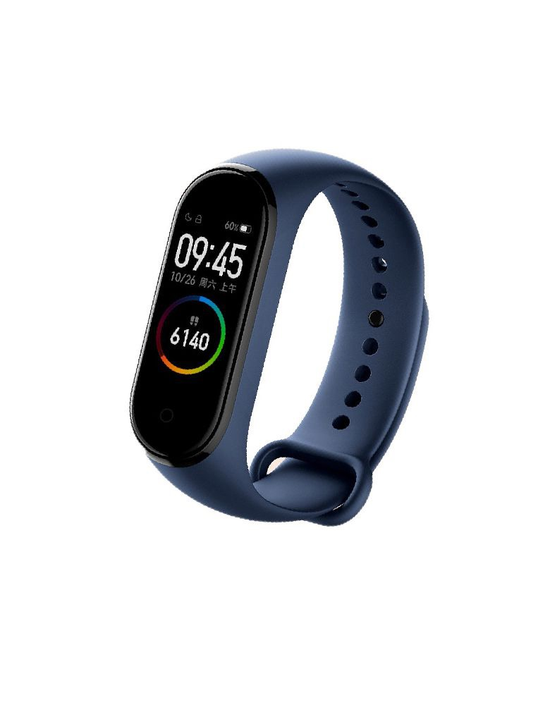 Браслет Xiaomi Mi Band 4 Eu Deep space blue