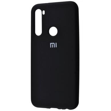 Чехол-бампер Xiaomi Silicone Cover для Xiaomi Redmi Note 7 Black