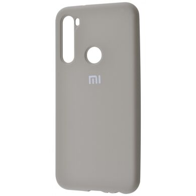 Чехол-бампер Xiaomi Silicone Cover для Xiaomi Redmi Note 7 Grey