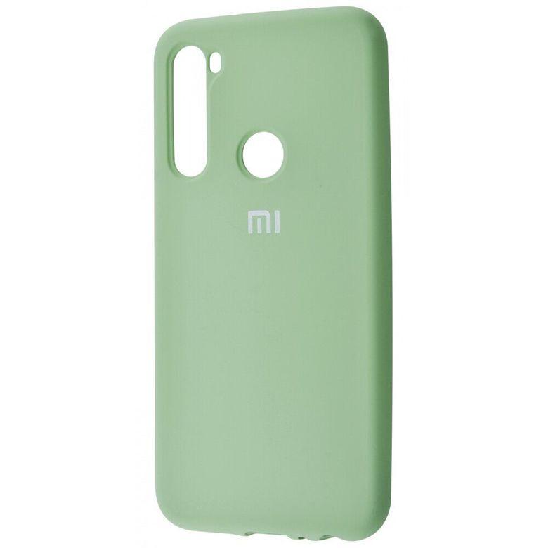 Чехол-бампер Xiaomi Silicone Cover для Xiaomi Redmi Note 7 Mint Gum