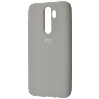 Чехол-бампер Xiaomi Silicone Cover для Xiaomi Redmi 8 Grey