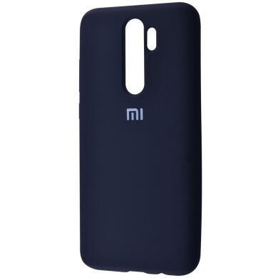 Чехол-бампер Xiaomi Silicone Cover для Xiaomi Redmi 8 Midnight Blue