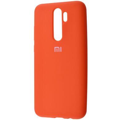 Чехол-бампер Xiaomi Silicone Cover для Xiaomi Redmi 8 Orange