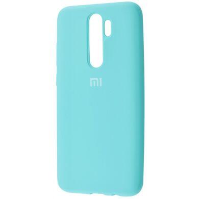 Чехол-бампер Xiaomi Silicone Cover для Xiaomi Redmi 8 Turquoise