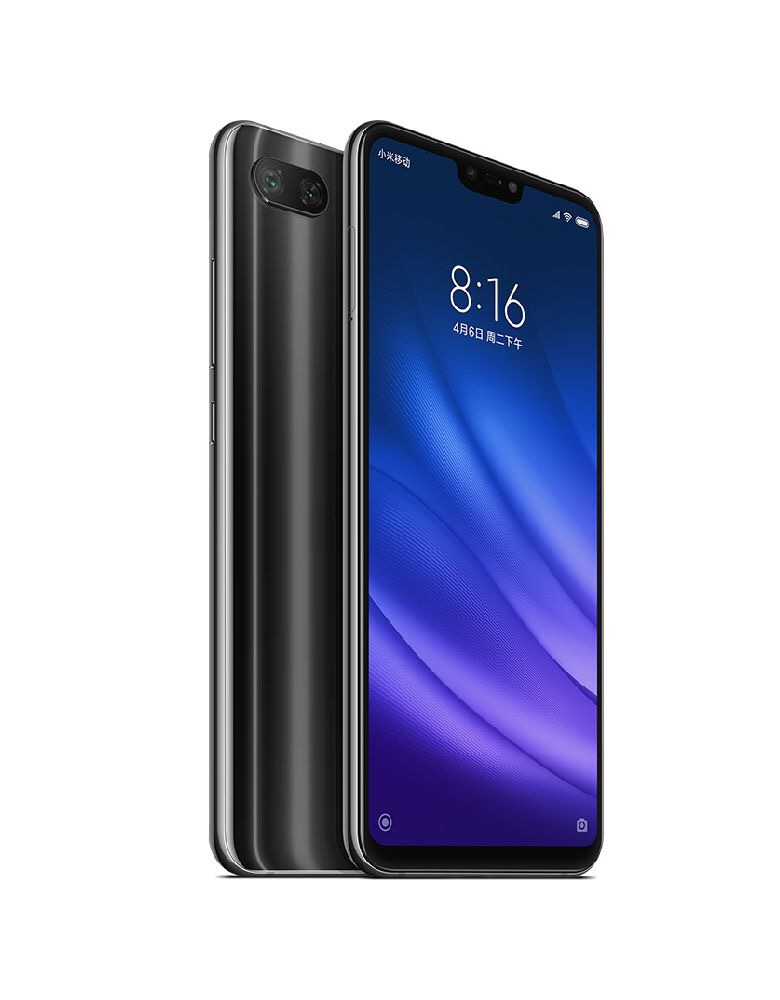 Xiaomi Mi8 Lite 4/64GB Black
