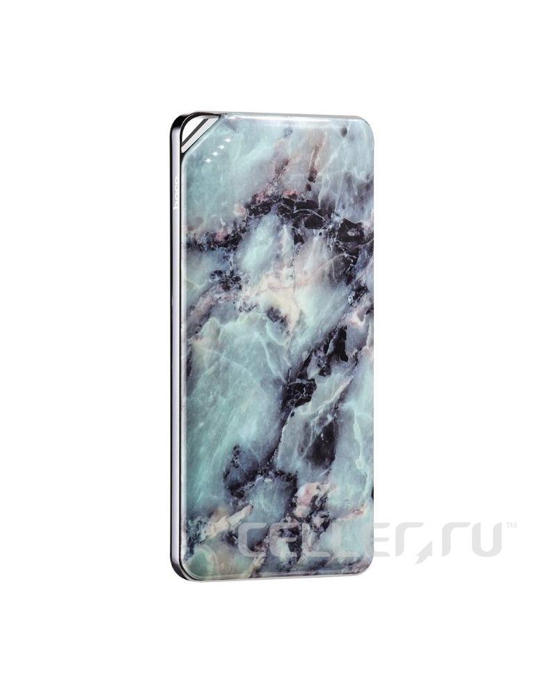 """Внешний аккумулятор B28-10000 mAh (Power bank) """"Hoco"""" Stone and wooden series, corundolite"""