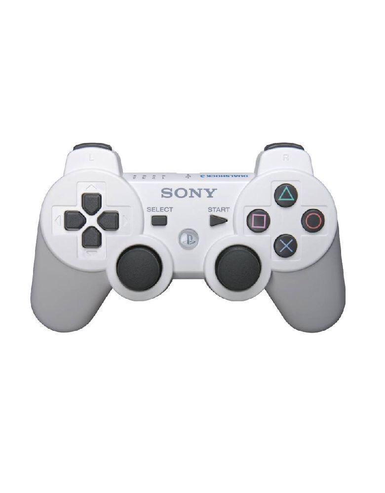 PlayStation DualShock 3 White беспроводной(Аналог)
