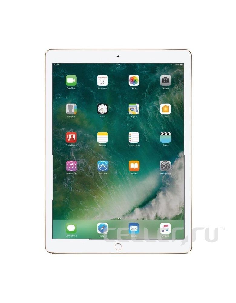 Apple iPad Pro 12.9 (2017) 256Gb Wi-Fi Gold