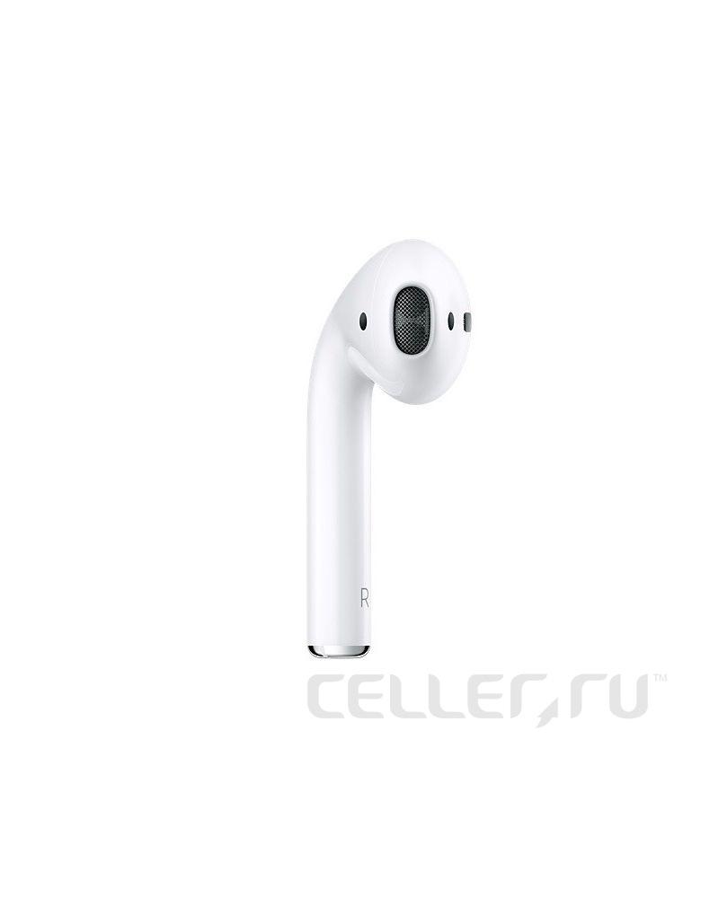 Правый наушник Apple AirPods 2 A2031(R) белый