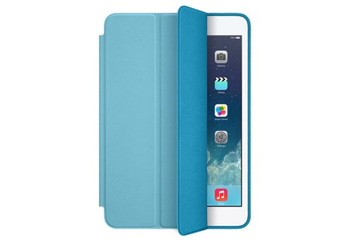 Чехол книжка-подставка Smart Case для iPad Pro 12.9 2018 (Голубой)