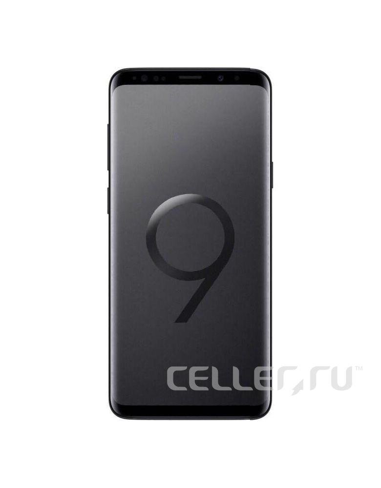 Samsung Galaxy S9 64Gb Чёрный бриллиант