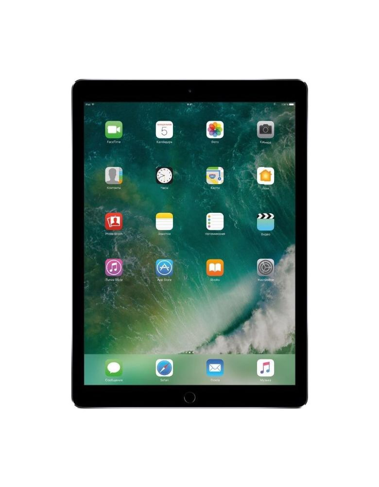 Apple iPad Pro 12.9 (2017) 512Gb Wi-Fi Space Gray