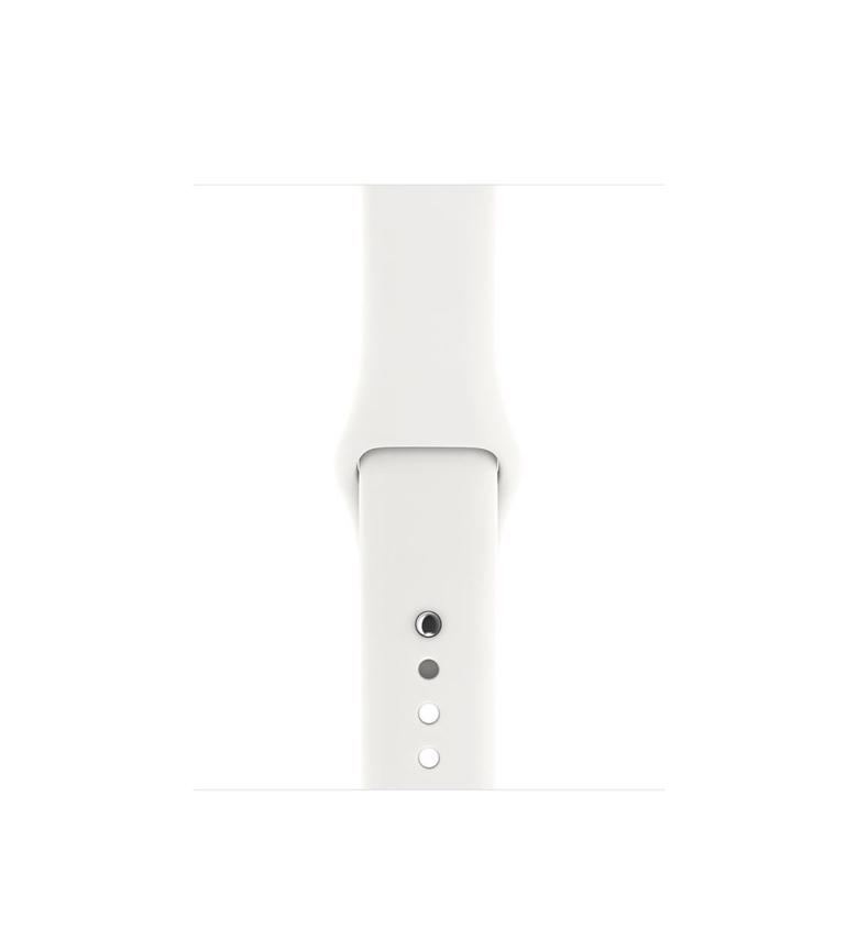 38mm Soft White Sport Band